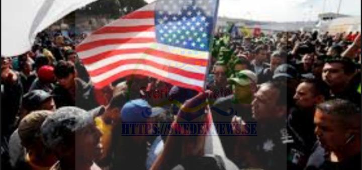 الهجرة لأمريكا
