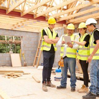 فرص عمل في البناء والتشييد