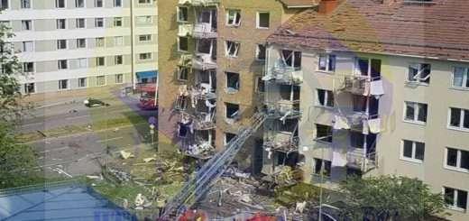 انفجار _غامض_ يضرب بنايات في السويد