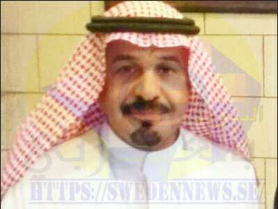 الكاتب السعودى عبد العزيز الحشيان