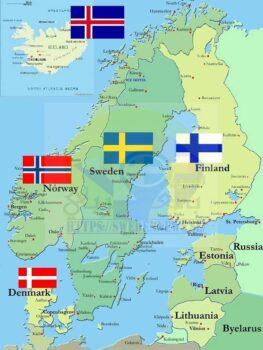 السويد والنرويج
