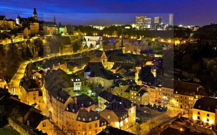 لوكسمبورغ luxembourg