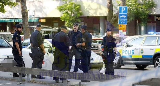 حوادث القتل في السويد